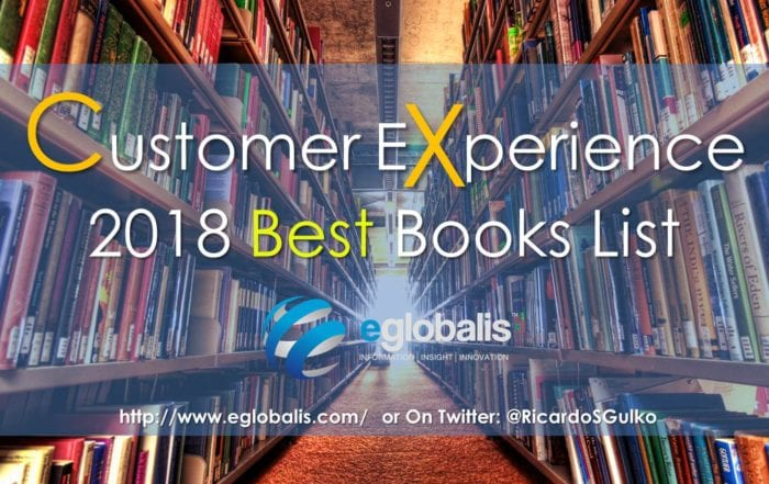 Best Customer Experience Books of 2018 and What to Look Out